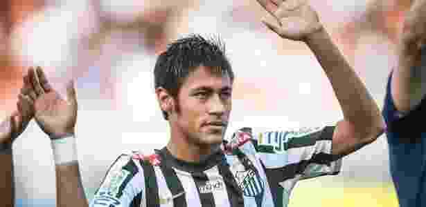 Despedida da torcida santista será neste domingo, em jogo contra o Flamengo - Leandro Moraes/UOL