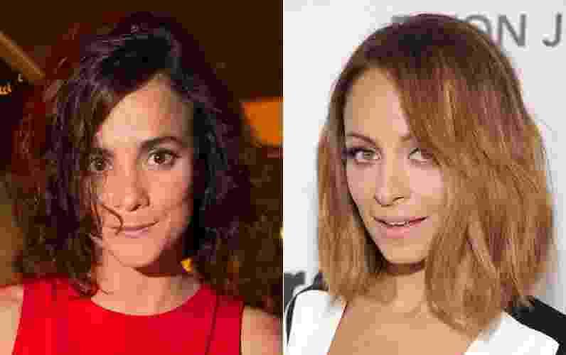 Alice Braga e Nicole Richie - Getty Images