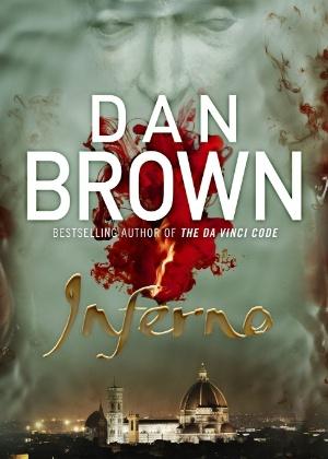 """Capa do livro """"Inferno"""", de Dan Brown - Reprodução"""