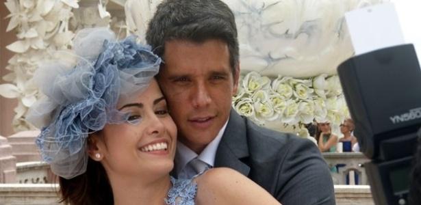 """Em """"Amor à Vida"""", Márcio Garcia será um homem infiel"""