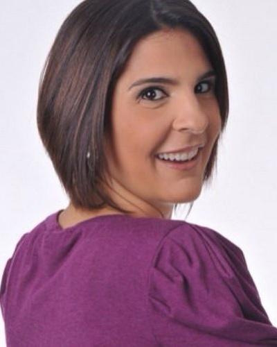 Vanessa Riche, apresentadora do Sportv