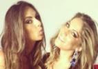 Ex-BBB Anamara e Nicole Bahls gravam clipe de MC Bola - Reprodução/Instagram