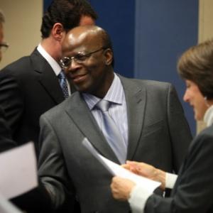 O ministro Joaquim Barbosa durante reunião do CNJ (Conselho Nacional de Justiça) - Glaucio Dettmar/Agência CNJ