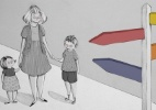 A tal maternidade real - Paola Saliby/UOL