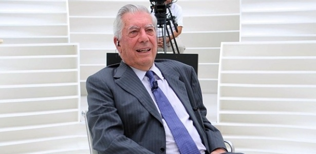 """Mario Vargas Llosa foi o convidado do programa """"Roda Viva"""", da TV Cultura - Divulgação"""