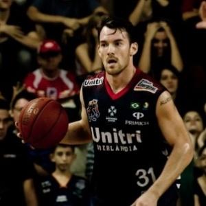 Robert Day, jogador de basquete, que vai participar do especial de fim de ano da Record