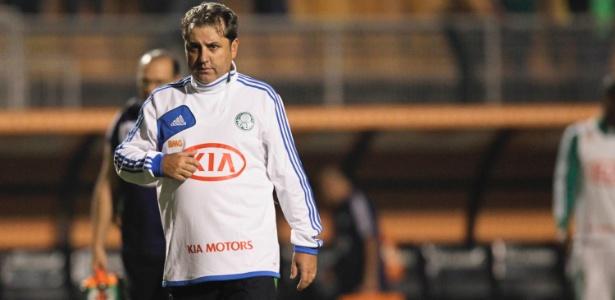 Mesmo com a boa campanha, Kleina não está garantido para o ano que vem - Fernando Donasci/UOL