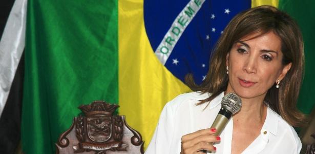 A ex-prefeita de Ribeirão Preto (SP), Dárcy Vera