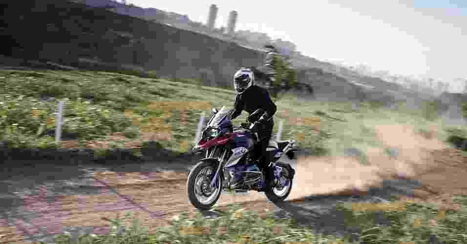 BMW R 1200 GS - Doni Castilho/Infomoto