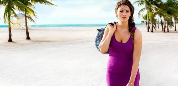 Modelo norte-americana Jennie Runk para H&M - BBC