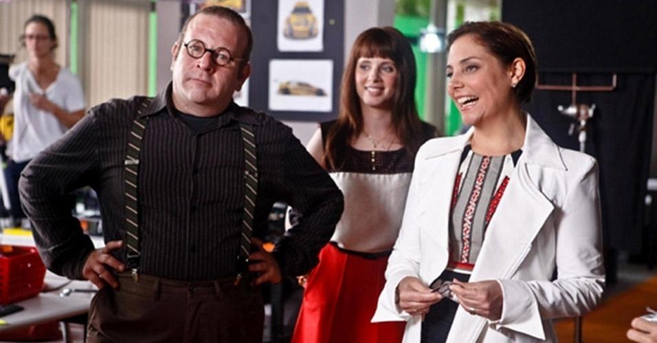 Heloísa Périssé e Daniele Valente em cena do filme