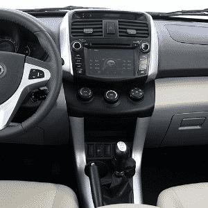 Lifan X60 - Divulgação