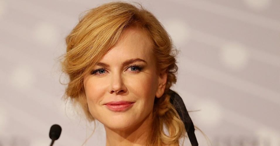 Penteado de Nicole Kidman em Cannes
