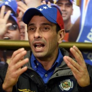 Líder da oposição venezuela, Henrique Capriles, disse que transformação do país vai além da mudança política