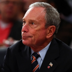 O ex-prefeito de Nova York Michael Bloomberg