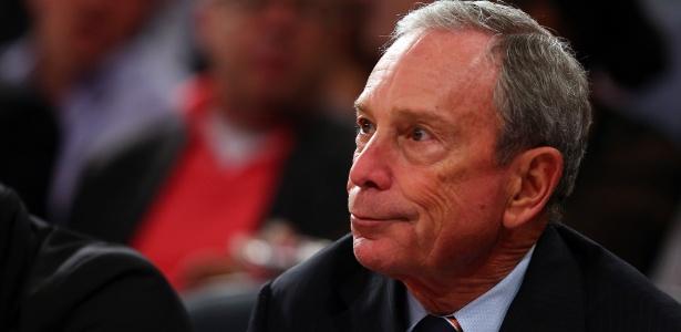 Nada feito: ex-prefeito de Nova York, Bloomberg decide não concorrer à Casa Branca -  Elsa/Getty Images/AFP