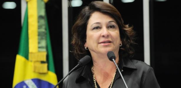 Kátia Abreu (PMDB) é senadora pelo Tocantins - Pedro França/Agência Senado
