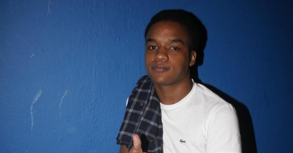 28.jul.2011 - O ator Darlan Cunha