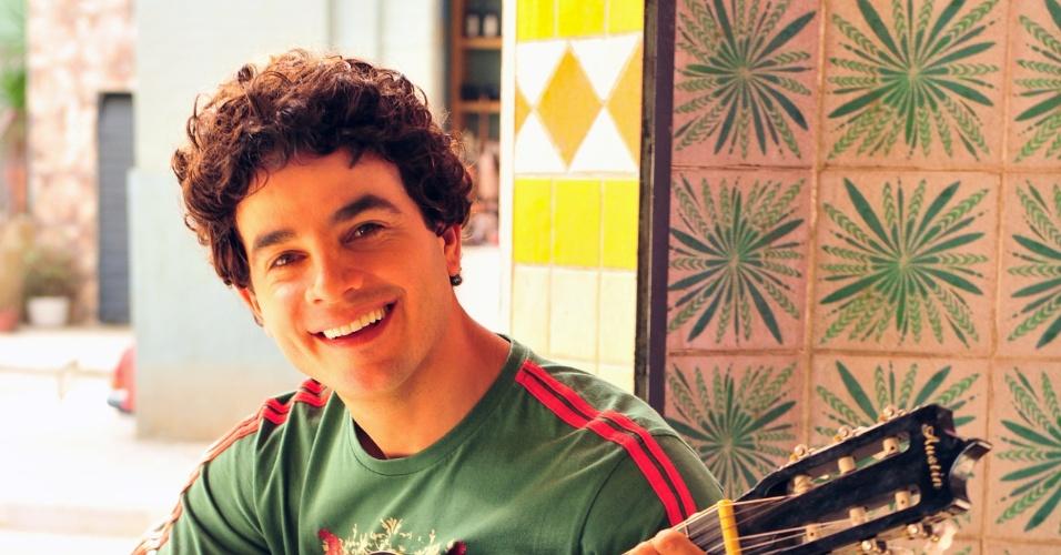 """Anderson di Rizzi é Carlito em """"Amor À Vida"""""""