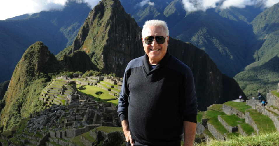 """Antonio Fagundes é César em """"Amor À Vida"""""""
