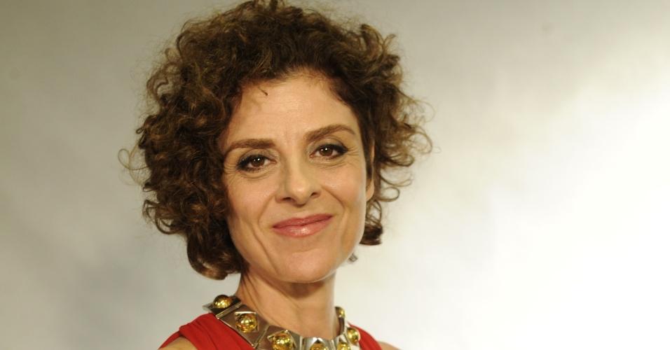 """Christiane Tricerri é Vega em """"Amor À Vida"""""""