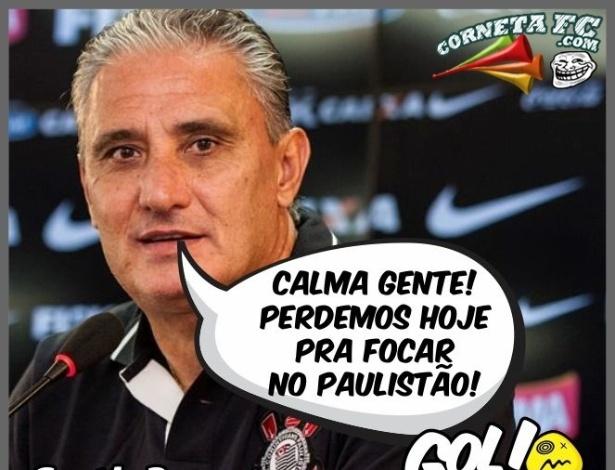 Corintianos viram alvo de piadas por queda na Libertadores e rivais ganham vingança divertida