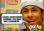 Eliminação do Corinthians ganha montagens na web