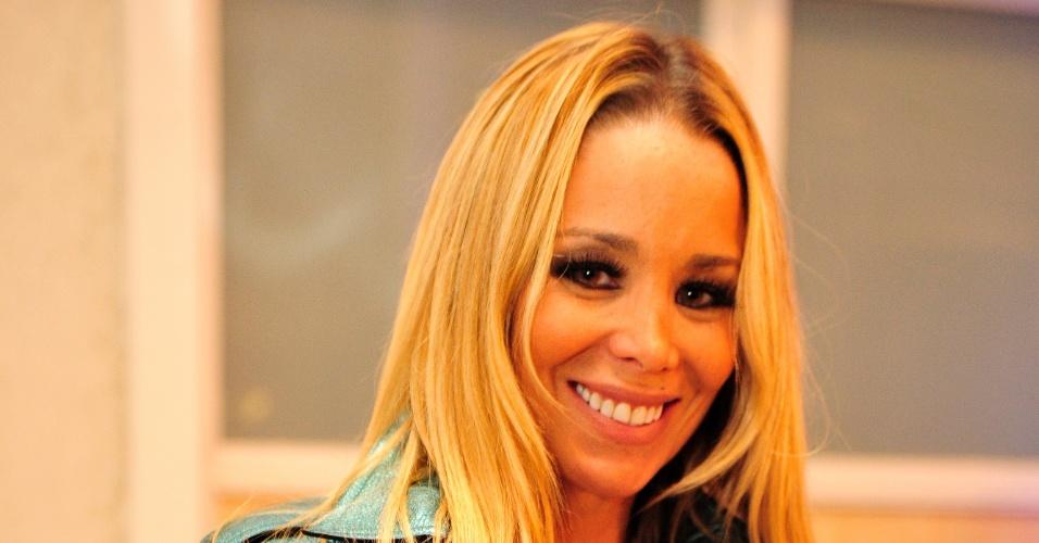 "Danielle Winits é Amarylis em ""Amor À Vida"""