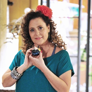 """Elizabeth Savalla é Márcia em """"Amor À Vida"""""""