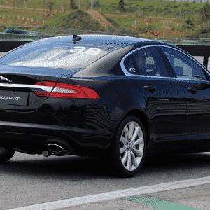 Jaguar XF - Murilo Góes/UOL