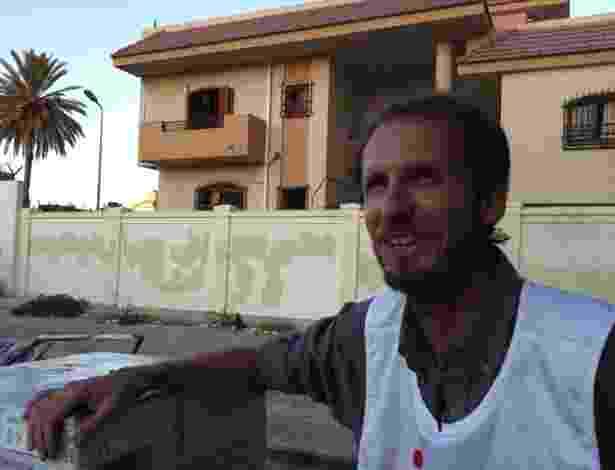 Paulo Reis, médico, 41 anos, desde 2005 na Médicos sem Fronteira - Médicos sem Fronteiras