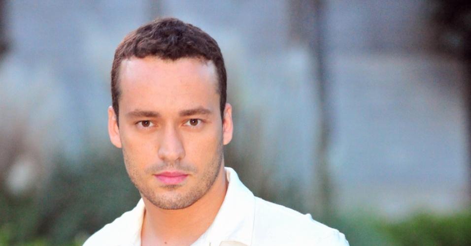 """Rodrigo Andrade é Daniel em """"Amor À Vida"""""""