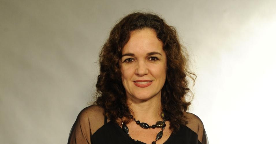 "Sandra Corveloni é Neide em ""Amor À Vida"""