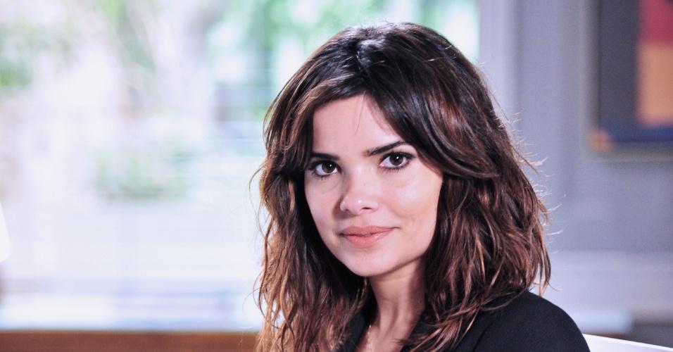 """Vanessa Giácomo é Aline em """"Amor À Vida"""""""