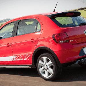 Volkswagen Gol Rallye 2014 - Divulgação