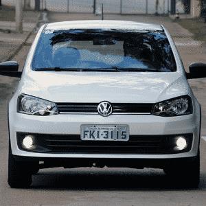 VW Gol Track 2014 - Murilo Góes/UOL