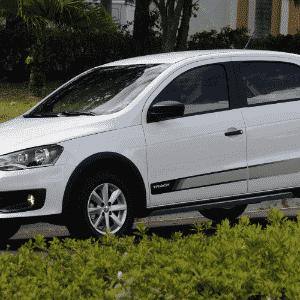 Volkswagen Gol Track 2014 - Murilo Góes/UOL