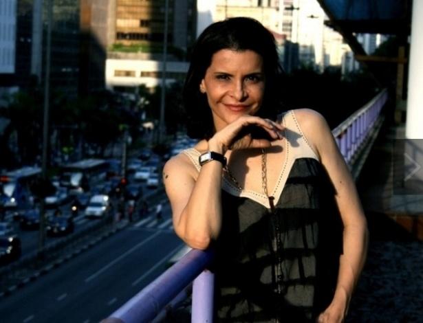 """13.mai.2013 - A cantora Marina Lima assumiu sua bissexualidade em entrevista à revista """"Slogan"""", em 1983."""