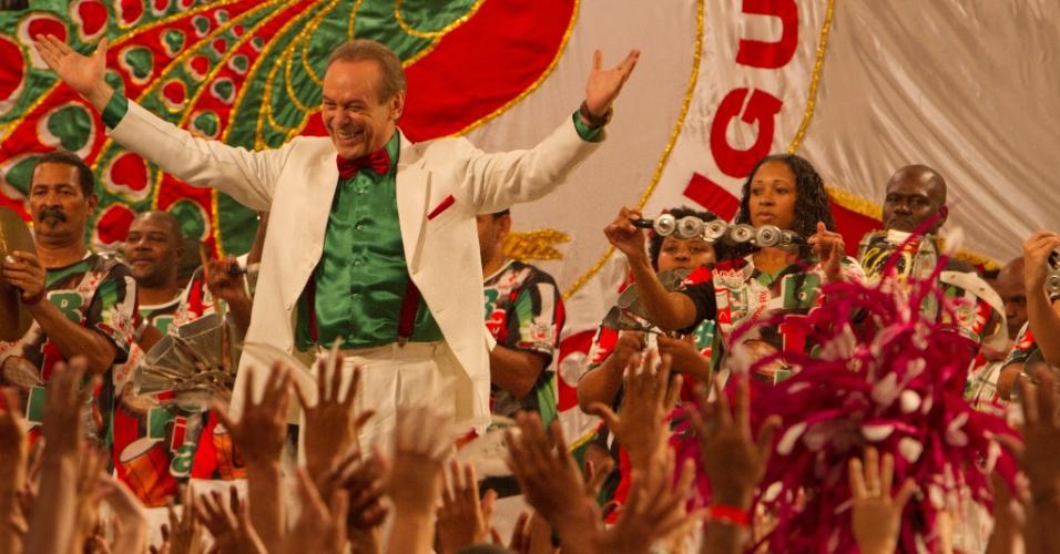 Cena do filme brasileiro