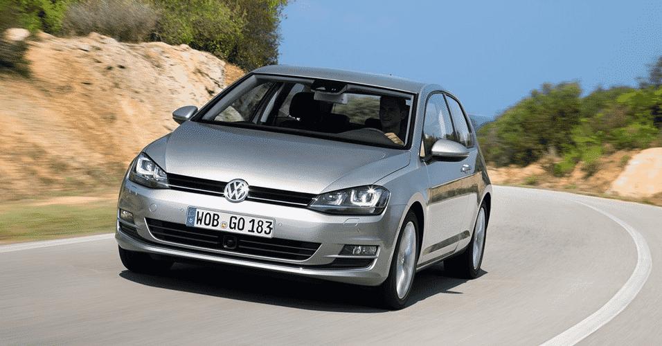 Volkswagen Golf 7 TSI - Divulgação