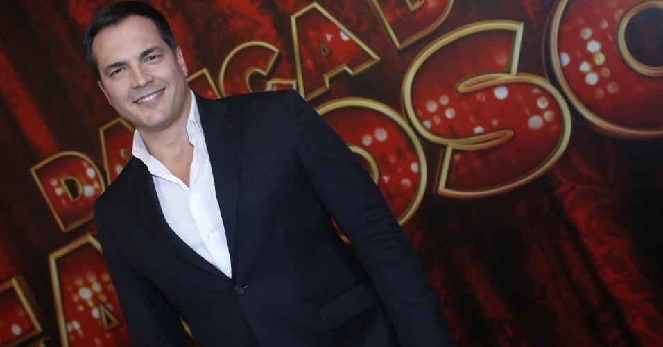 """19.mai.2013 - Daniel Boaventura é um dos participantes da """"Danças dos Famosos  2013"""""""
