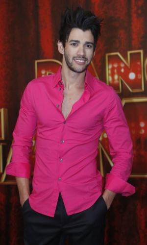 """19.mai.2013 - Gusttavo Lima é um dos participantes da """"Danças dos Famosos  2013"""""""