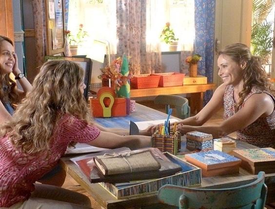 """Em """"Flor do Caribe"""", Doralice decide que vai tentar engravidar"""