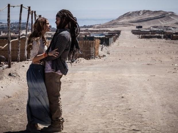 """20.mai.2013 - Em """"Amor à Vida"""", Paloma conta a Ninho que está grávida"""