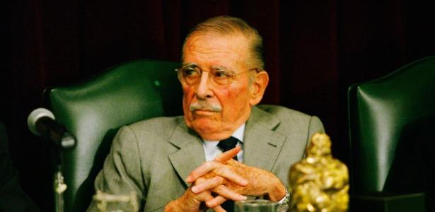 """Ruy Mesquita, diretor de """"O Estado de S. Paulo"""", morreu aos 88 anos de câncer na base da língua"""