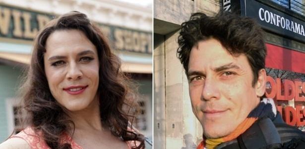 """Conheça o ator que interpreta a Mulher Pau de Jacú em """"Sangue Bom"""""""