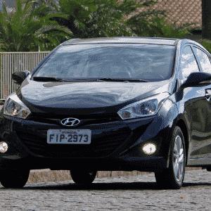 Hyundai HB20S 1.6 M/T Flex - Murilo Góes/UOL