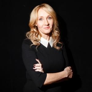 "J.K. Rowling é autora de ""Harry Potter"" - Carlo Allegri/Reuters"