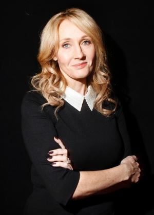 """A autora escocesa J.K. Rowling, criadora da série """"Harry Potter"""" - Carlo Allegri/Reuters"""