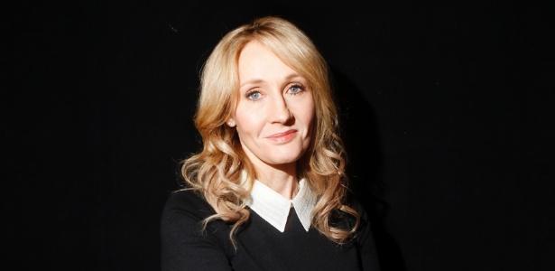 A escritora J. K. Rowling  - Carlo Allegri/Reuters